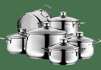 WMF 07.3001.6040 Diadem Plus Topf-Set Cromargan® Edelstahl Rostfrei 18/10, poliert