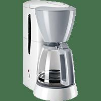 MELITTA Kaffeeautomat Single 5 weiß/grau