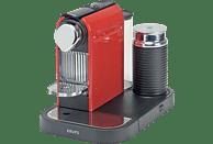 KRUPS XN7305 Krups Nespresso CitiZ & Milk Kapselmaschine Fire-Engine Red