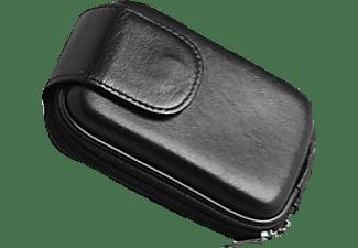 S+M digiETUI Hardcase T1 Leder Kameratasche, Schwarz