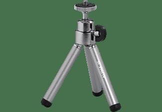 CULLMANN 50033 Alpha 15 Dreibein Mini-Stativ, Silber, Höhe offen bis 180 mm