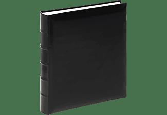 WALTHER FA372B Fotoalbum, 60 Seiten, Kunstledereinband, Schwarz