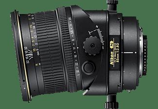 NIKON NIKKOR 85mm 1:2,8D - 85 mm f/2.8 N (Objektiv für Nikon F-Mount, Schwarz)