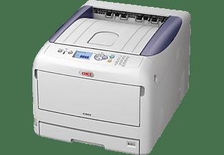 OKI C 822 DN elektrophotoraphisches Druckerverfahren Laserdrucker (Farbe) Netzwerkfähig