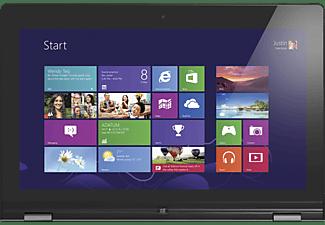 LENOVO IdeaPad® Yoga 11 MAS29GE mit 11,6 Zoll Display, Tegra® 3 Prozessor, 2 GB RAM , Silber