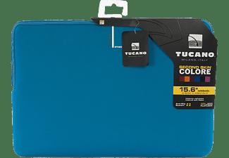 TUCANO Skin Colore Notebooktasche Sleeve für Universal Neopren, Blau
