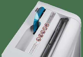 IDEAL 22709111 2270-CROSS/CUT Schreibtisch-Aktenvernichter, Grau