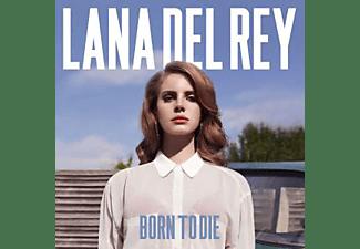 Lana Del Rey - BORN TO DIE [CD]