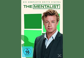 The Mentalist - Staffel 3 [DVD]
