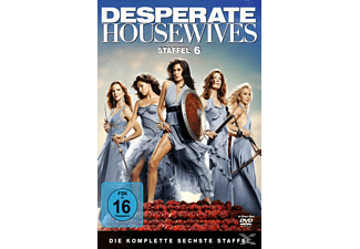 Desperate Housewives - Staffel 6 [DVD]