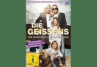 Die Geissens - Staffel 2 DVD