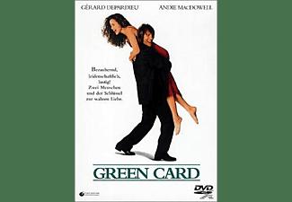 Green Card DVD