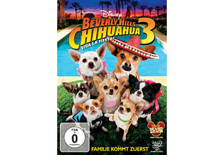 Beverly Hills Chihuahua 3 - Viva la Fiesta! [DVD]