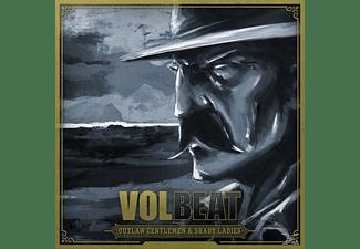 Volbeat - OUTLAW GENTLEMEN [CD]