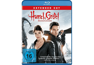 Hänsel und Gretel - Hexenjäger (Extended Edition) [Blu-ray]