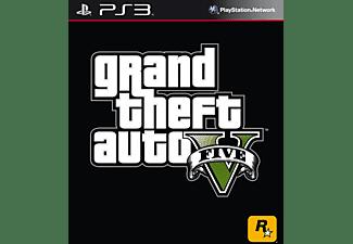 GTA 5 - Grand Theft Auto V - [PlayStation 3]