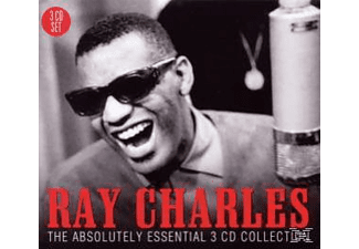 Ray Charles - The Absolutely Essential 3cd Collection  - (CD)