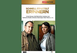 Schnell Ermittelt 2 Eriinnern [DVD]