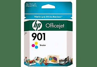 HP Tintenpatrone Nr. 901, farbig (CC656AE)