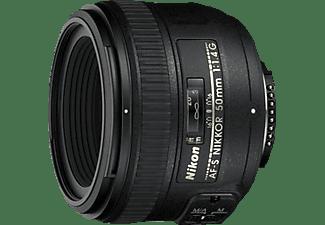 NIKON Objektiv AF-S NIKKOR 50 mm 1:1,4G