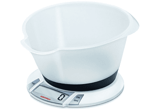 SOEHNLE Küchenwaage 66111 OLYMPIA PLUS WEISS