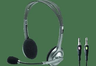 LOGITECH Headset H110, grau (981-000271)