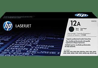 HP Q2612A 12A LaserJet Tonerkartusche schwarz