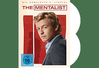 The Mentalist - Staffel 2 [DVD]