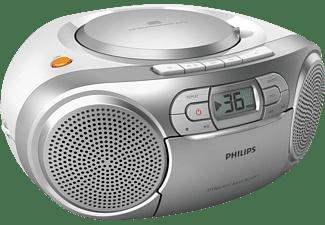PHILIPS CR-Radio AZ 127/12 mit Kassettendeck