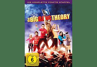 The Big Bang Theory - Staffel 5 [DVD]