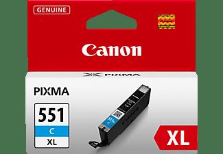 CANON Tintenpatrone Cyan CLI-551XLC (6444B001)
