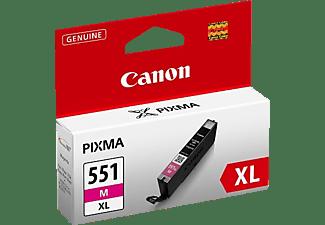 CANON Tintenpatrone Magenta CLI-551XLM (6445B001)