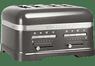 KITCHEN AID Toaster für 4 Scheiben Artisan 5 KMT 4205 EMS Silber