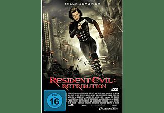 Resident Evil - Retribution [DVD]
