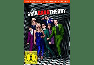 The Big Bang Theory - Staffel 6 [DVD]