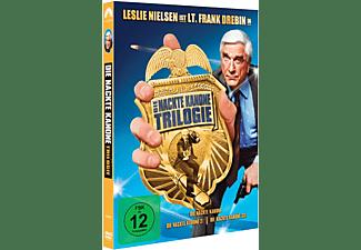 Die Nackte Kanone Trilogie (Die Nackte Kanone / 2 1/2 / 33 1/3) [DVD]