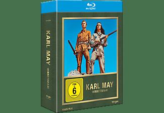 Winnetou 1-3 - Karl May Box [Blu-ray]