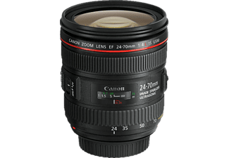 CANON Objektiv EF 24-70 mm F4L IS USM
