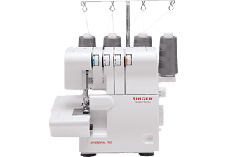 SINGER Nähmaschine 14SH654 mit Overlock Funktion