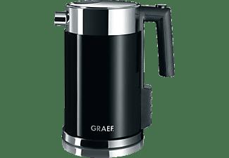 GRAEF WK 702 Wasserkocher schwarz