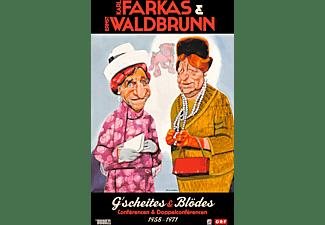 G'scheites + Blödes - Farkas + Waldbrunn [DVD]