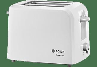 BOSCH Toaster TAT 3A 011 weiß