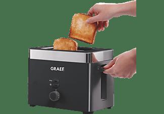 GRAEF Toaster TO 62 schwarz