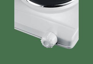 SEVERIN DK 1042 Doppelkochplatte weiß