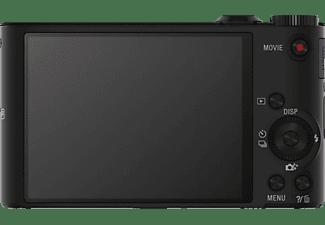 SONY Kompaktkamera DSC-WX350 Cyber-shot, schwarz