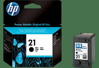 HP Tintenpatrone Nr.21, schwarz (C9351AE#UUS)