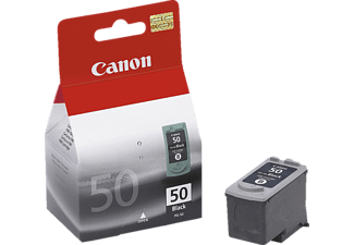 CANON Tintenpatrone 0616B001 PG-50 BLACK