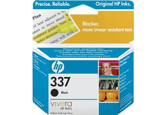 HP Tintenpatrone Nr. 337, schwarz (C9364EE)