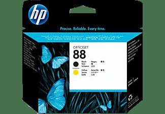 HP Tintenpatrone 88, schwarz/gelb (C9381A)