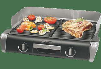 TEFAL TG 8000 BBQ Family Grill schwarz